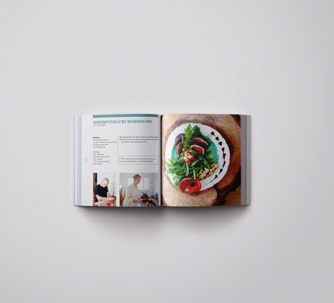 Friedrichshain kocht - Kochbuch, Rezept
